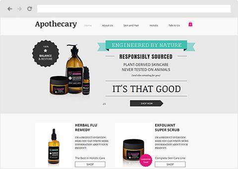 Online store Templates | Wix.com