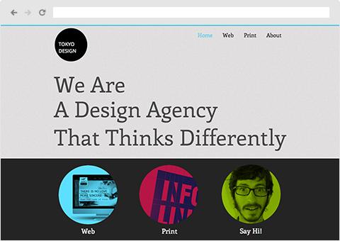 Creative Events | Wix.com 웹사이트 템플릿