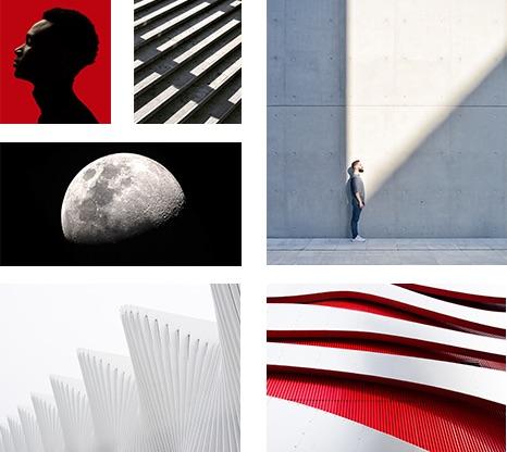 Funciones increíbles para tu página web - Galería multimedia con Wix.com