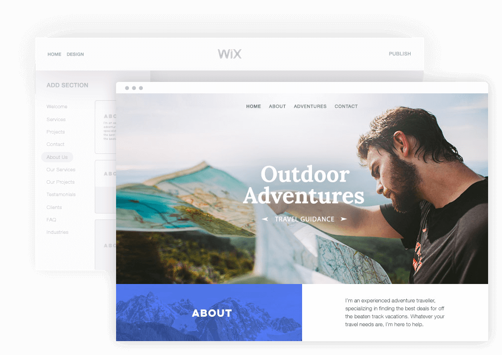 Wix ADI: Get a Website Created Just for You